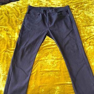 Levi's 510 Skinny Jeans Black 34x30